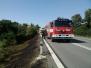 Nehoda OA u Krhova - 2013