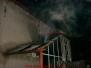 Požár domu v Sychotíně - 2011