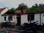 Požár RD Lysice, Boskovická - 2013