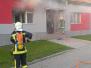 Požár RD v Lysicích - 2014