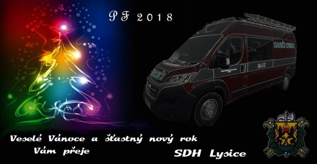 PF 2018 SDH Lysice