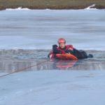 Výcvik záchrany osoby z vody